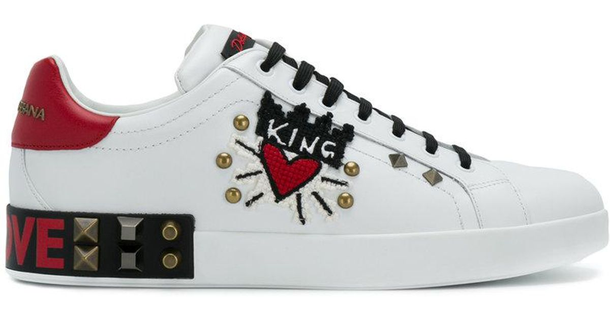Dolce \u0026 Gabbana Leather King Of Love