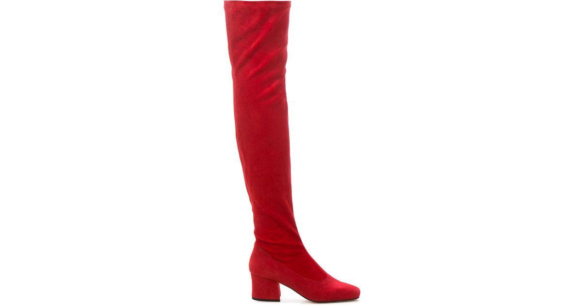 san francisco c7b84 4edcc dorateymur-red-Sybil-Leek-Over-the-knee-Boots.jpeg