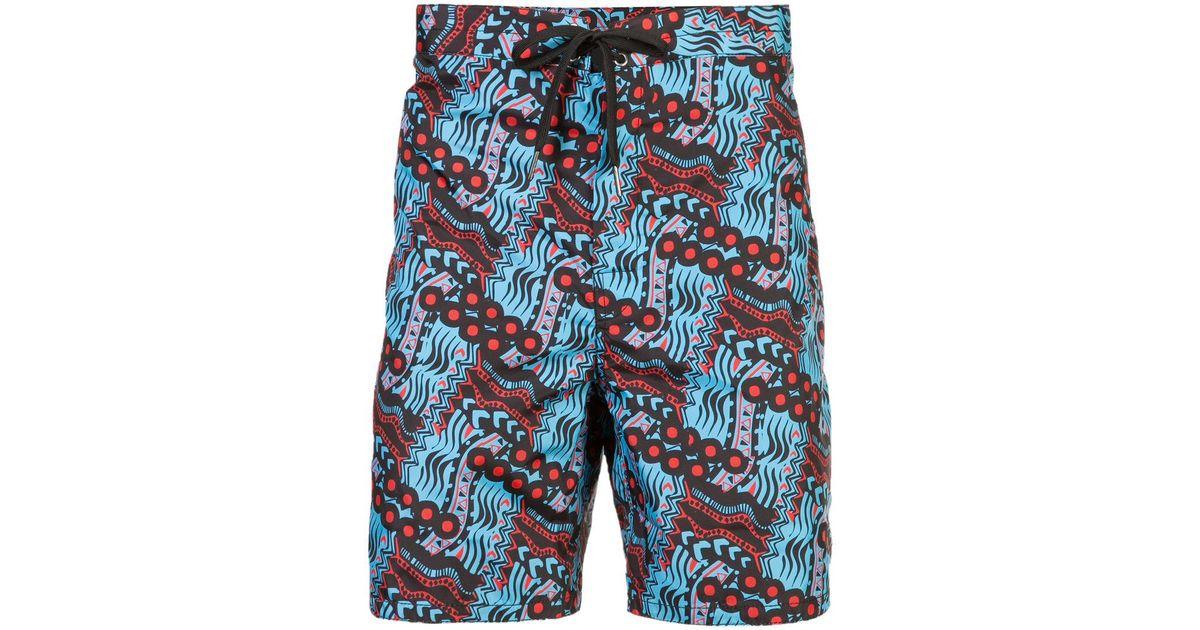 Clearance Purchase Cynthia Rowley x Garrett McNamara Camden board shorts - Black Cynthia Rowley Discount Good Selling oat0ypjw