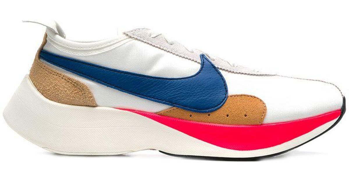 dea6367112e Lyst - Nike Moon Racer Sneakers in White for Men