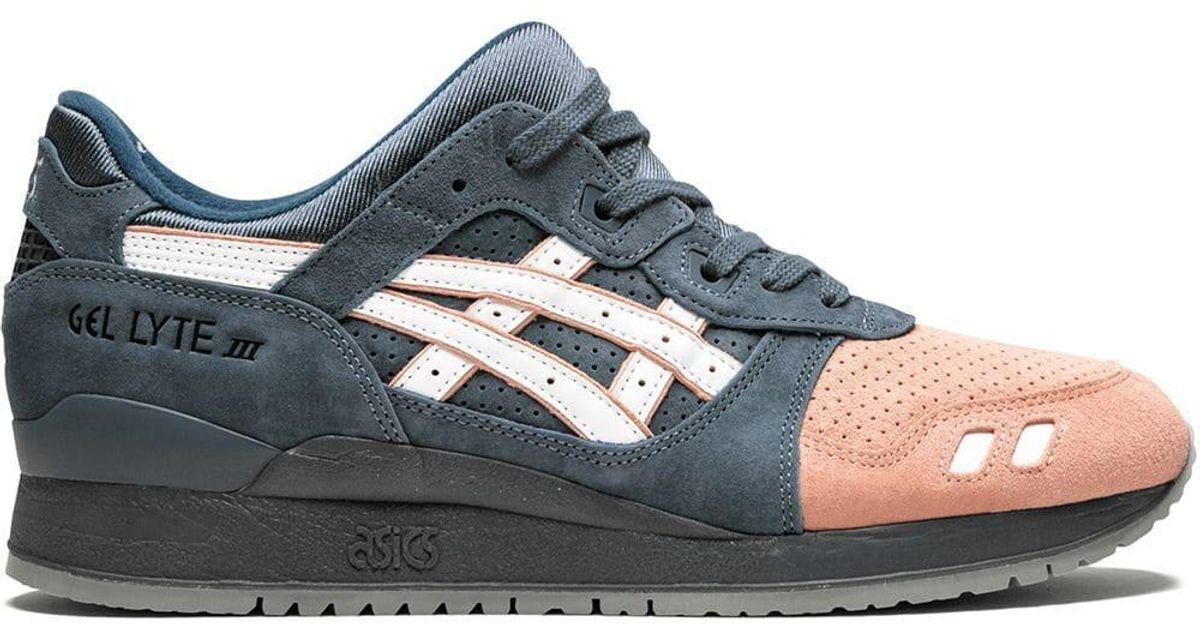 Asics Synthetic Gel Lyte 3 Mij Sneakers