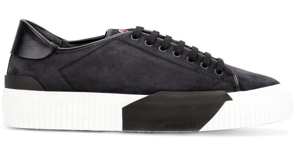 MonclerColour block sneakers GLKSrBl