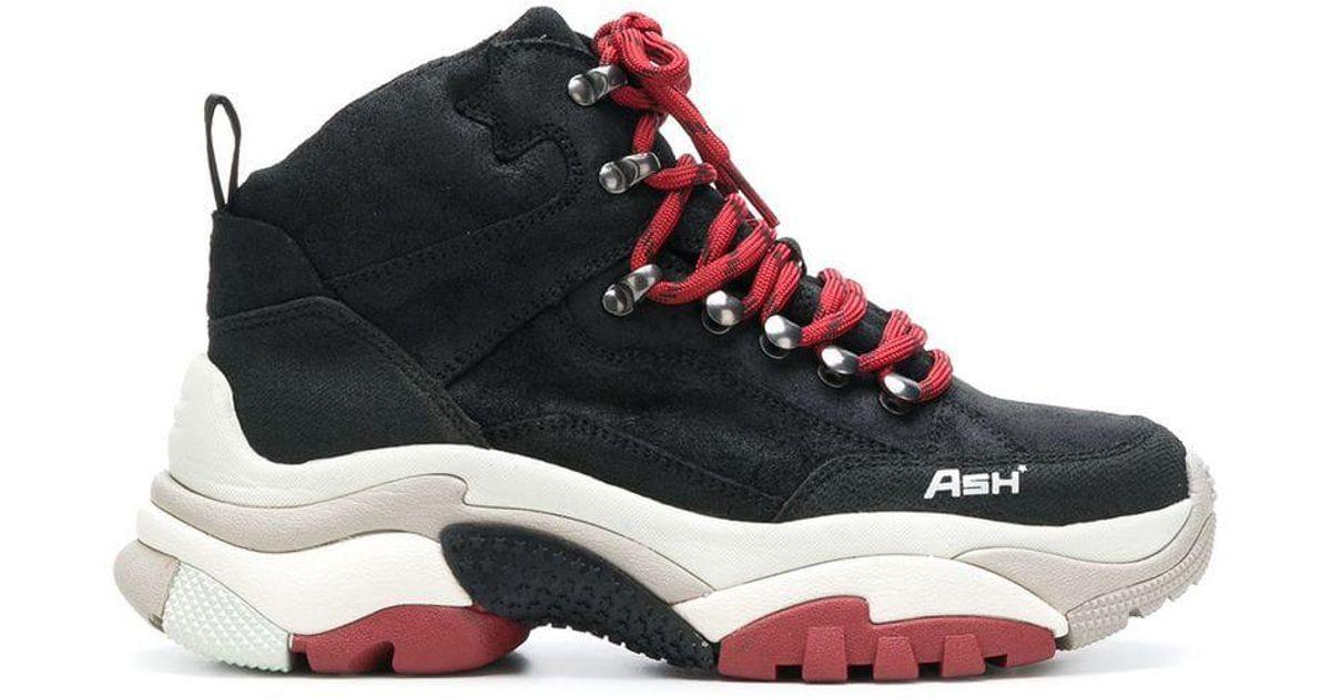 328452692e6 Ash Black Alfa Hiking Boots