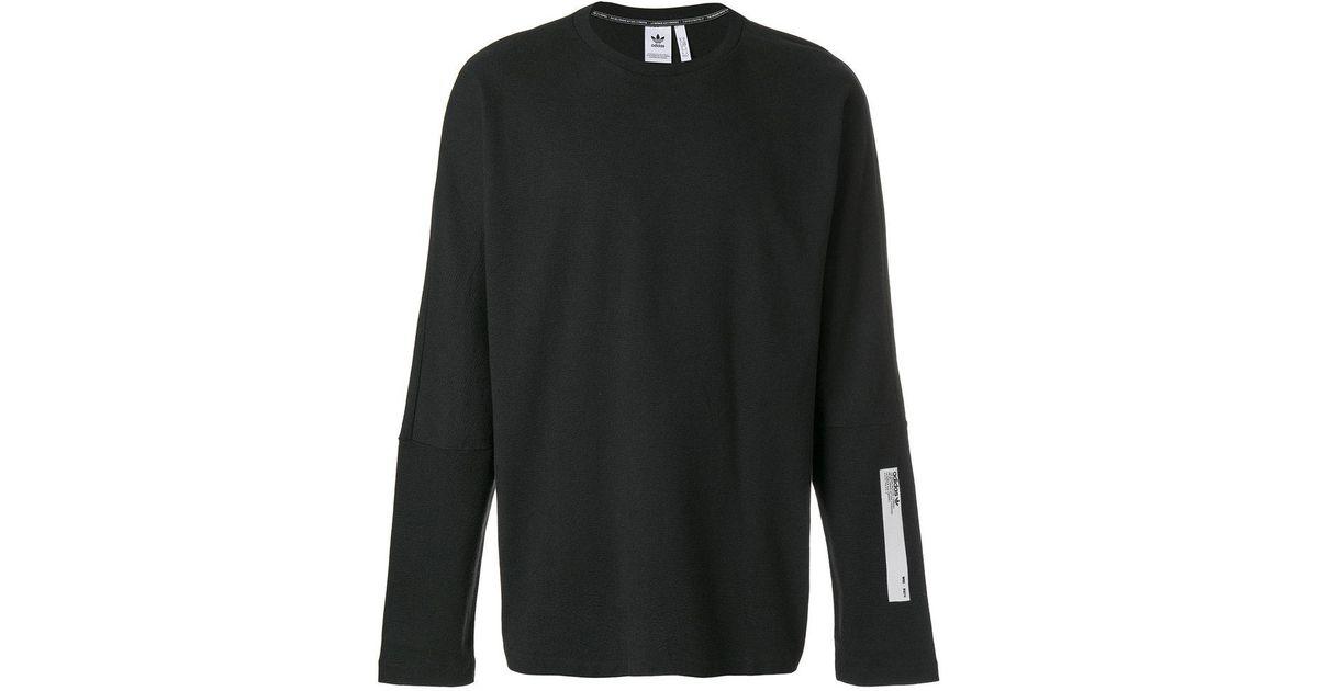 ea164b819a8b1 Lyst - adidas Nmd Sweatshirt in Black for Men