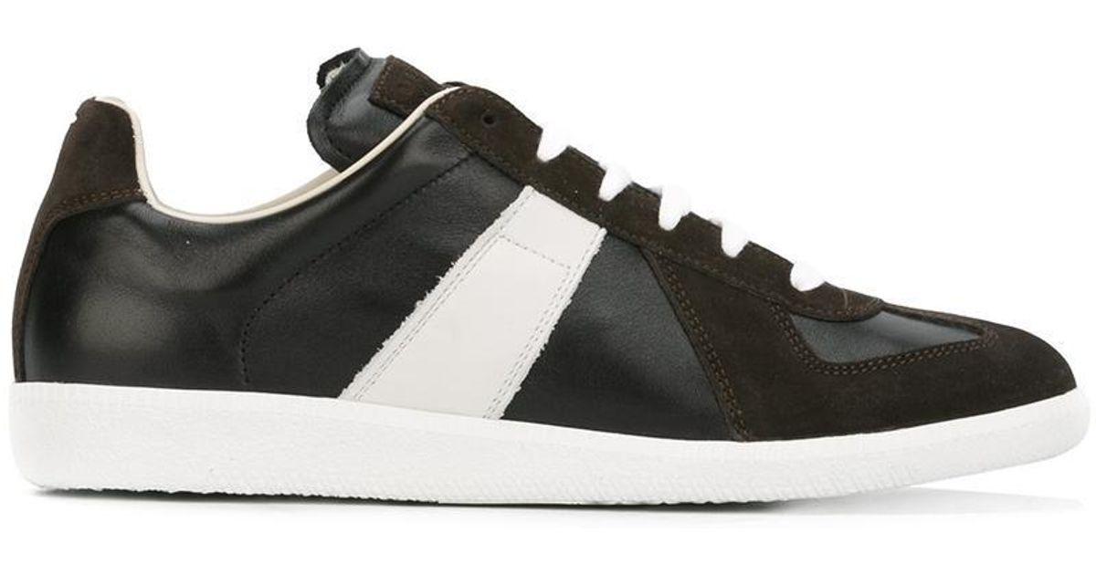 Mens Mens Replica Mesh & TPU Sneakers Maison Martin Margiela nIgTT4rqPV