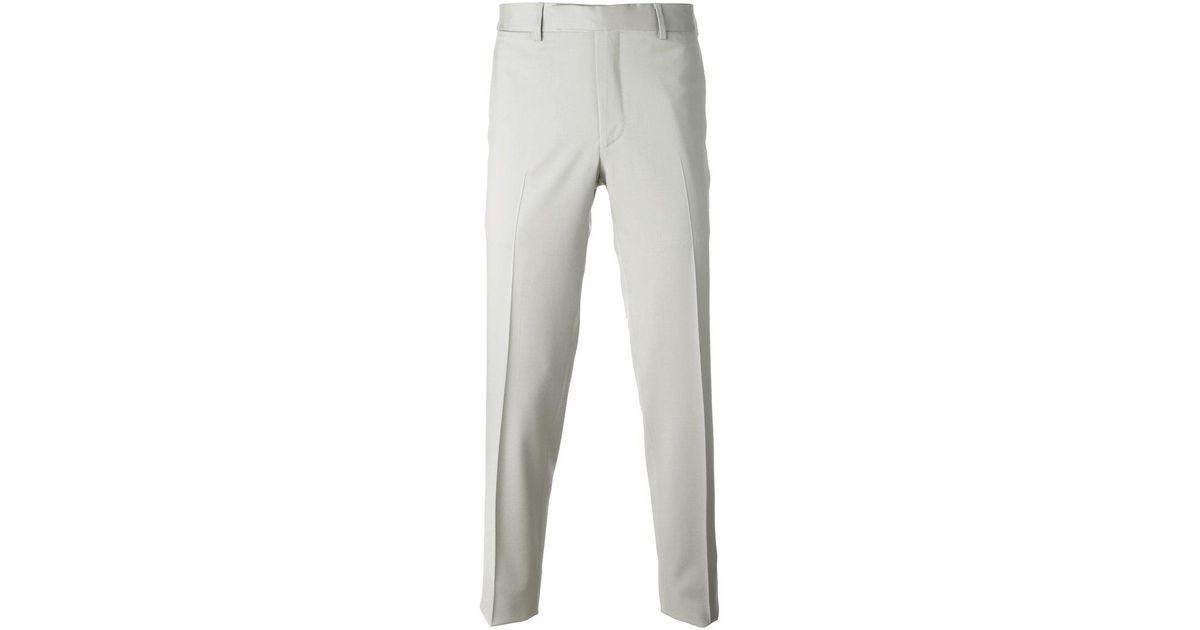 Pantalon Chino - Nu Et Clinique De Tons Neutres Mode Intemporelle x5XJD