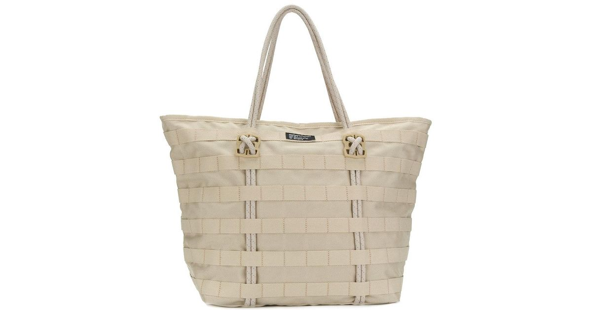 22760e42e6 Lyst - Nike Lab Nk Af1 Tote in Natural