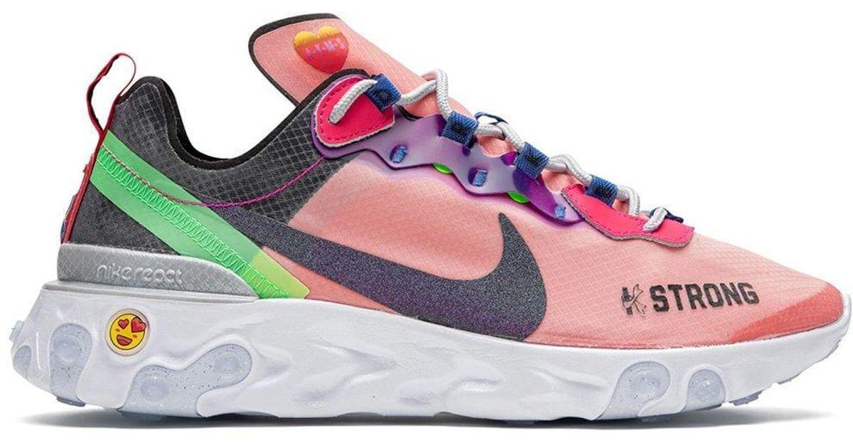 Nike Synthetic X Doernbecher 2019 React