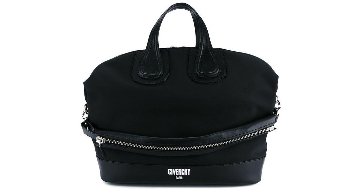 a6ab7ef23 Lyst - Givenchy 'nightingale' Top Handle Bag in Black for Men