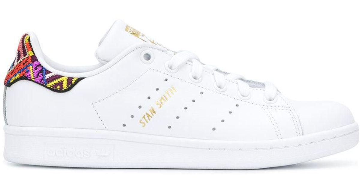 adidas Leather Originals X The Farm Company Stan Smith Sneakers in ...