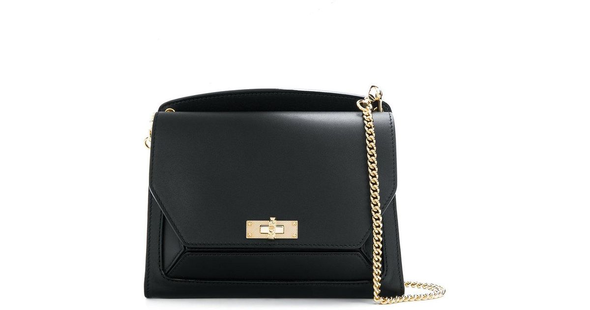 Bally panelled chain strap shoulder bag Authentic Cheap Online For Sale For Sale Discount Pick A Best For Sale Cheap Price wvrLf