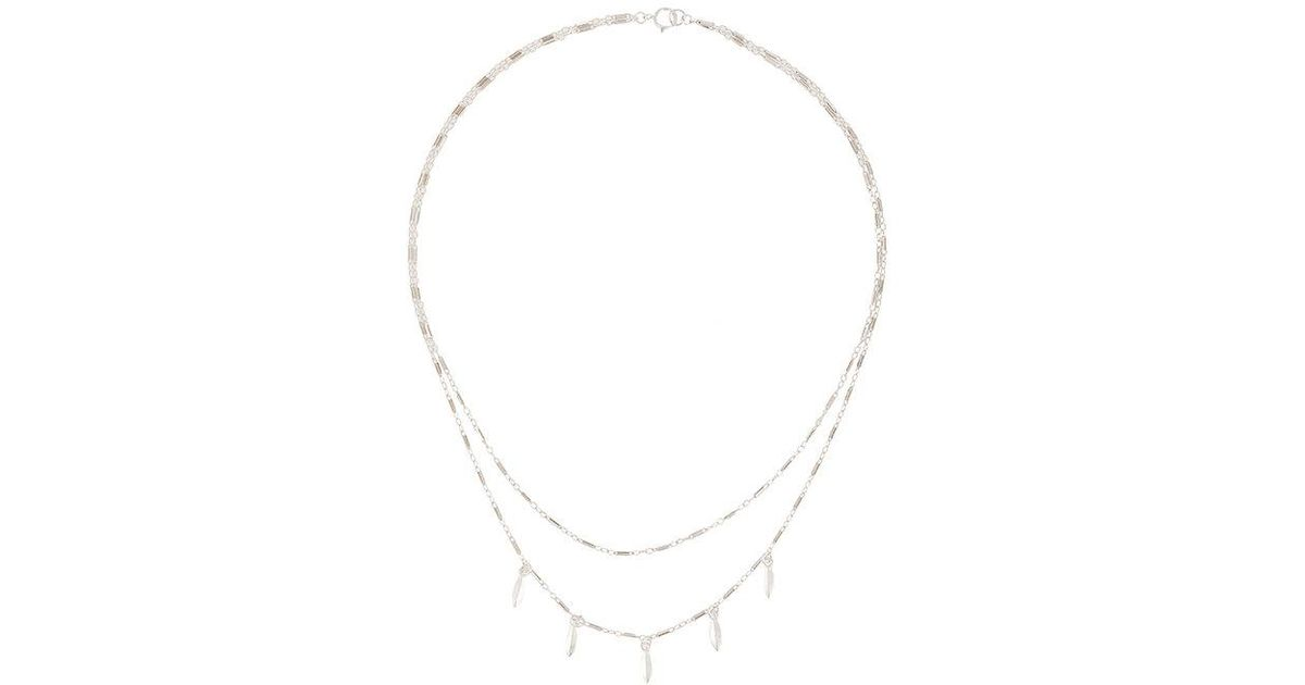 PetiteGrand Gismonda necklace - Metallic 8BxlCo