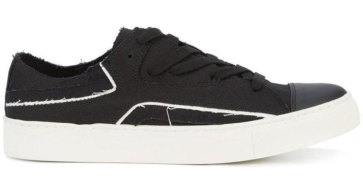 3c97917c09a23 Lyst - Yohji Yamamoto Sneakers in Black