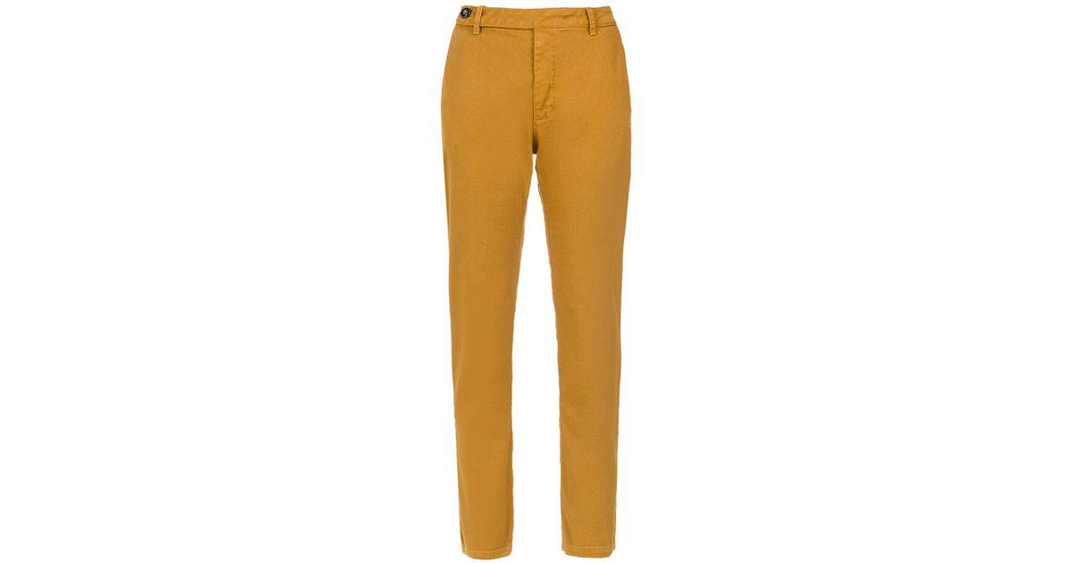 Soma straight leg trousers - Brown Uma LtN8CjJ