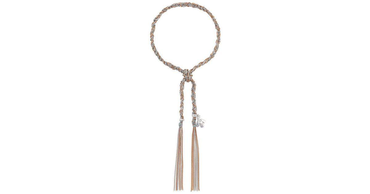 Carolina Bucci 18kt rose gold and diamond Lucky Cancer Zodiac bracelet - Metallic qQ72c