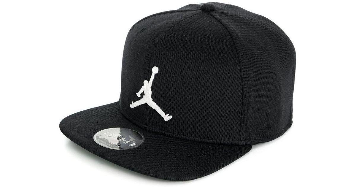 taille 40 5f368 95bf5 Casquette Jordan Jumpman Nike pour homme en coloris Black
