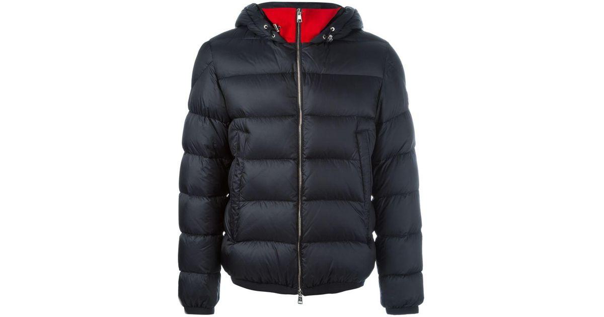 8c69cfa68 Moncler Blue 'clamart' Jacket for men