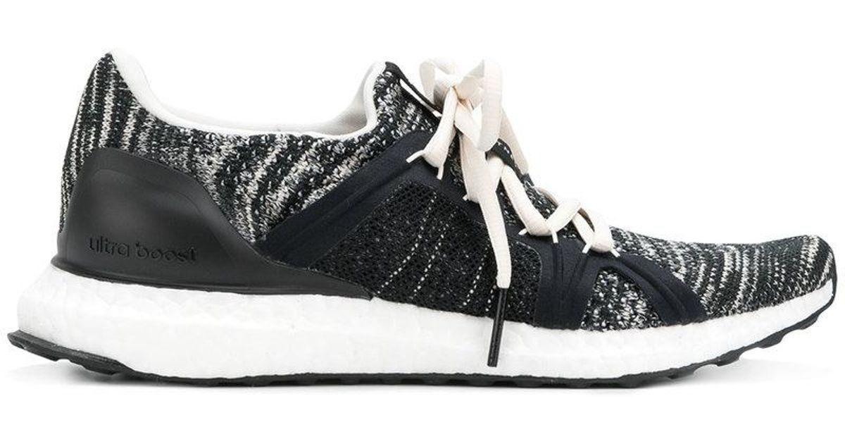 63667accd8a Lyst - adidas By Stella McCartney Ultra Boost Parley Knit Trainer Sneaker  in Black