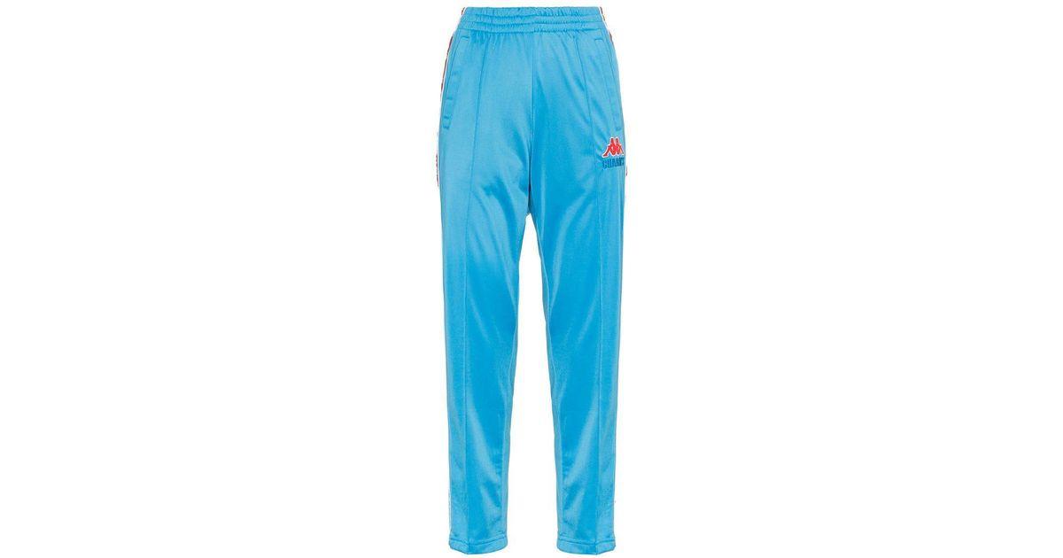 De Blue Pantalon Kappa Jogging En Coloris X Charms m8nOP0yvwN