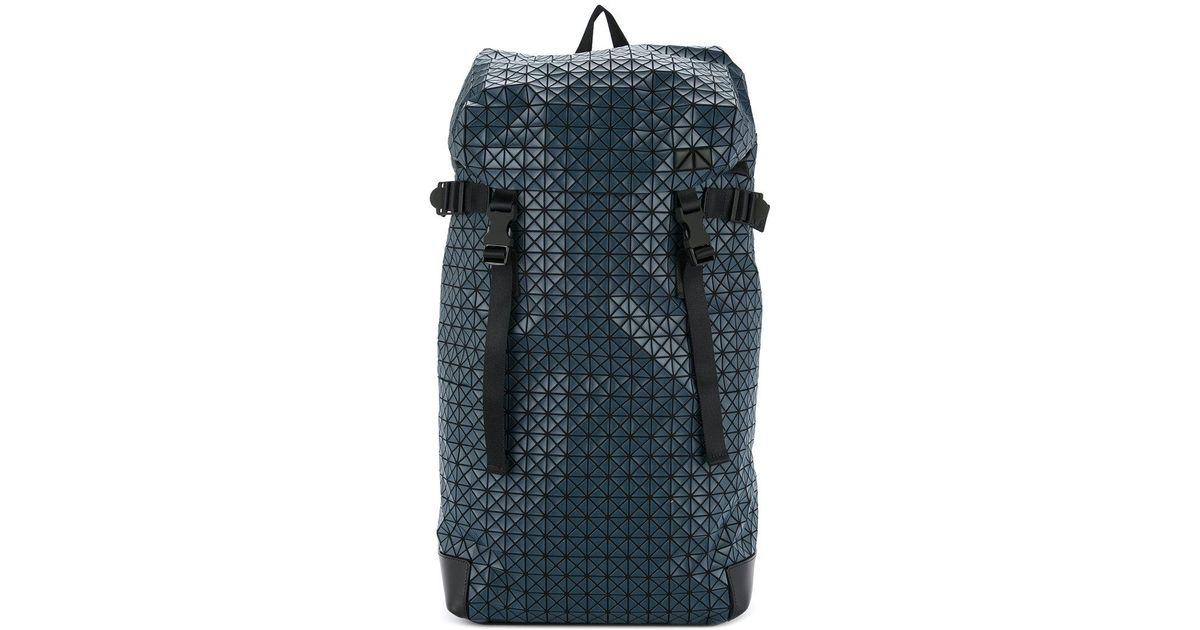 Lyst - Bao Bao Issey Miyake Prism Oversized Backpack in Blue for Men af05170762902