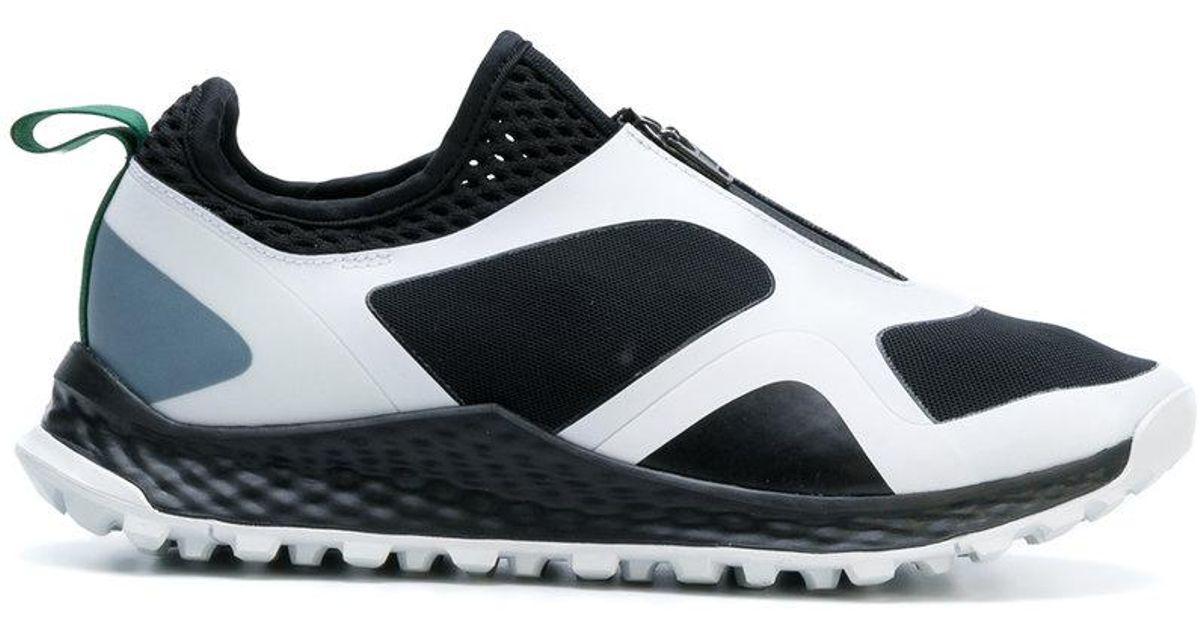 best loved 6ce9f 23236 Adidas By Stella McCartney Black Vigor Bounce Core Sneakers for men