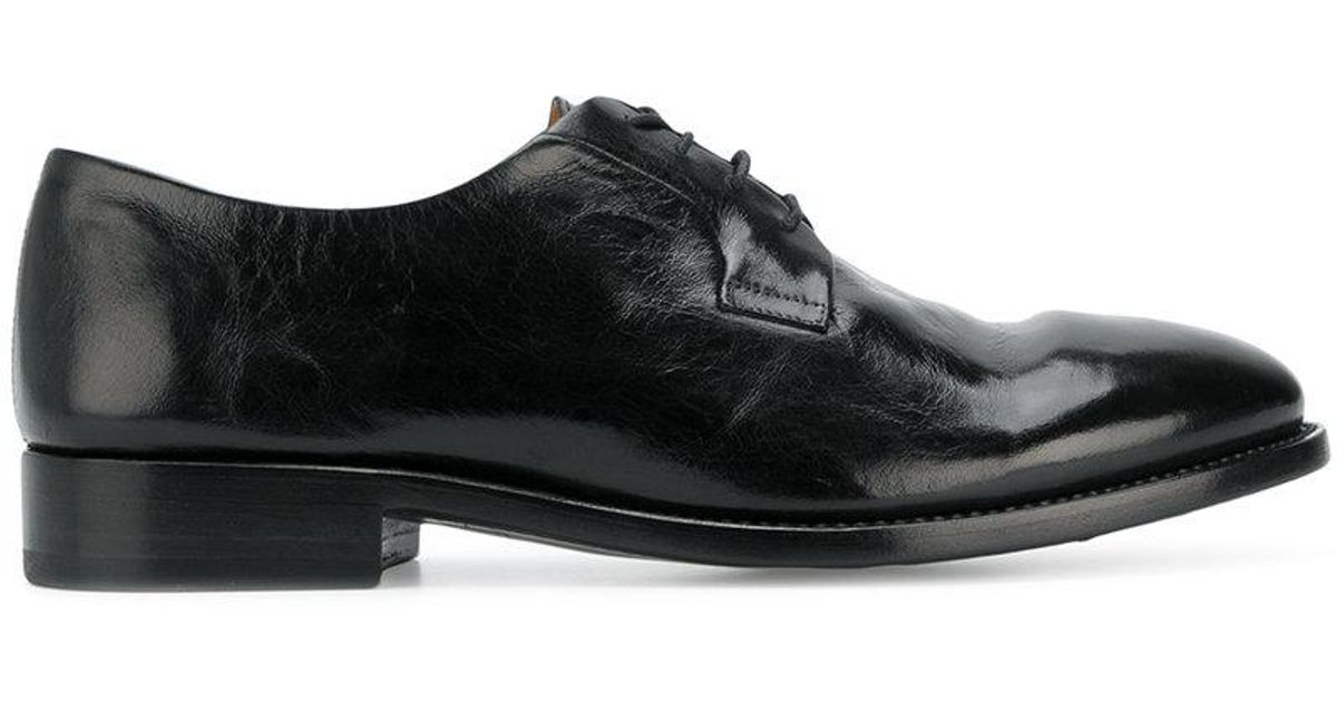 pretty nice cf9b8 a2114 alberto-fasciani-Black-Vucalno-Derby-Shoes.jpeg