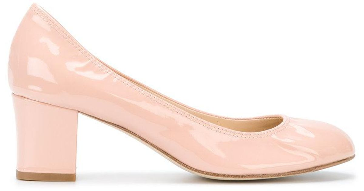 Cheap Outlet Store Free Shipping 100% Guaranteed Lanvin Round toe pumps 1EMeriYTs
