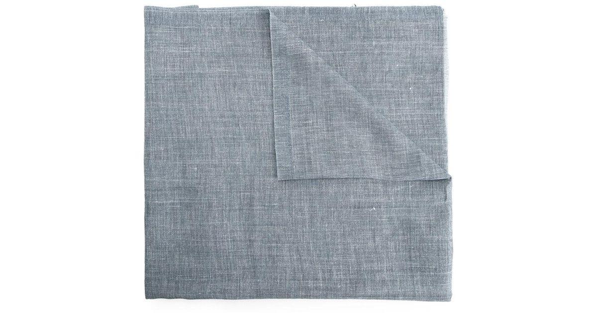 fdb3a49dfa5 Lyst - Cerruti 1881 Wrap Scarf in Gray for Men