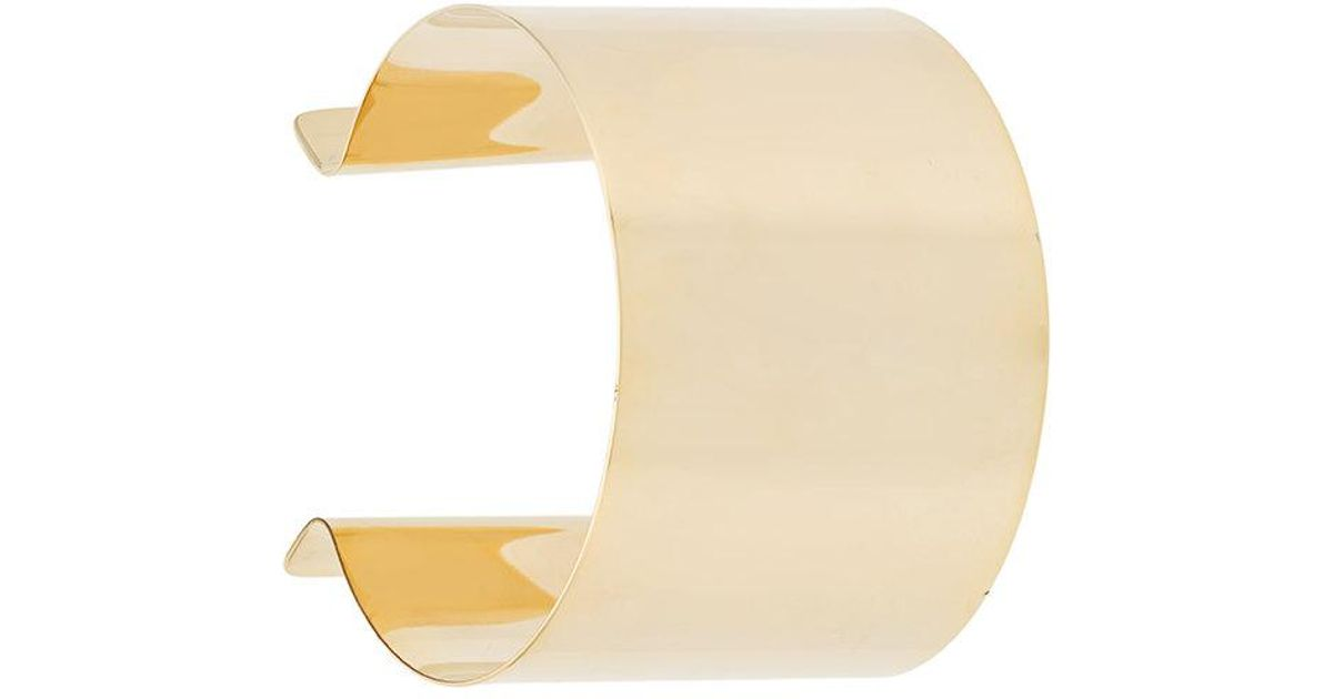 cuff bracelet - Metallic Maison Martin Margiela dO56rPf1