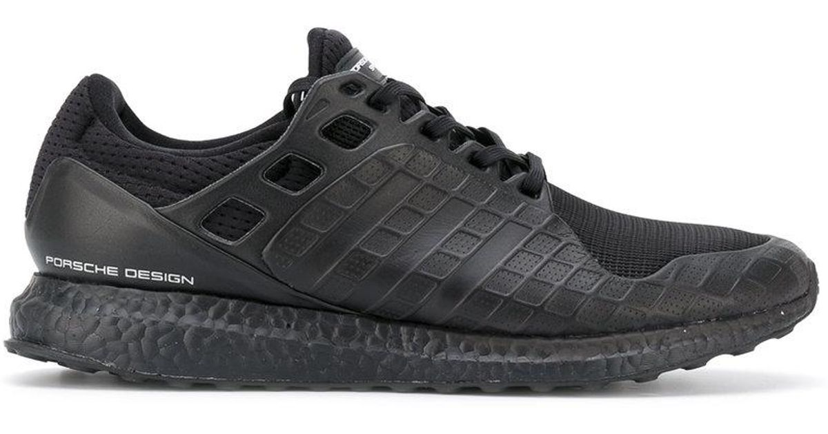 sports shoes 0bc79 9f379 Adidas - Porsche Design Ultra Boost Sneakers - Men - Nylon rubber - 7.5 in  Black for Men - Lyst