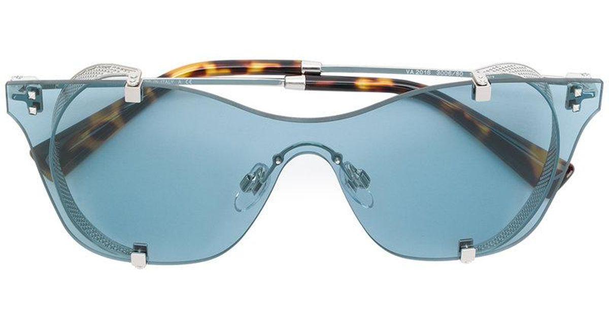 Garavani Valentino Eyewear In Rockstud Sunglasses Glamtech Cx5H8v