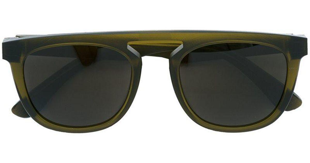 1e88450e320a Lyst - Mykita X Maison Margiela Collaboration Sunglasses in Green