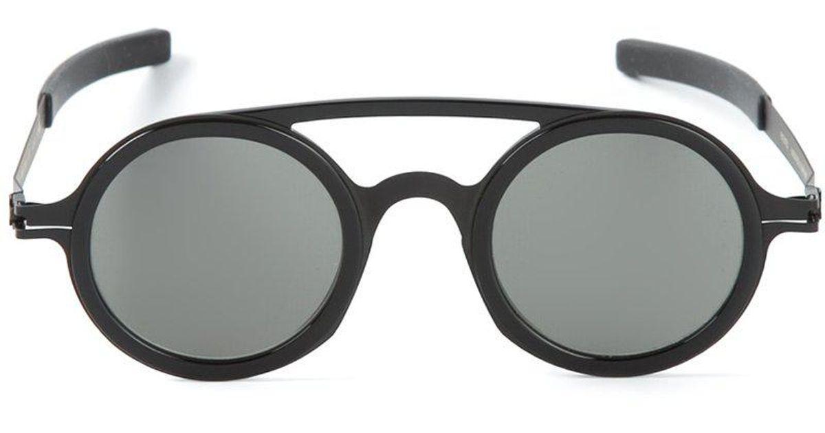 Roald sunglasses - Black Mykita HnDO2aKnY