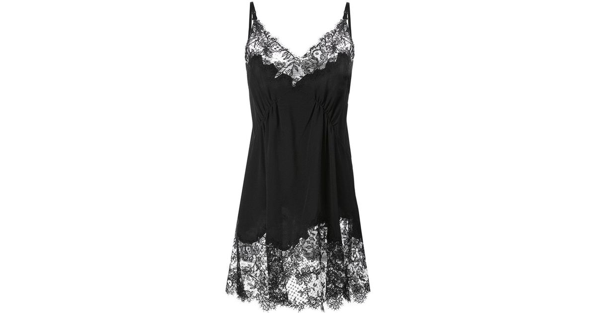lace camisole top - Black Vera Wang Free Shipping Best Prices qk2i8