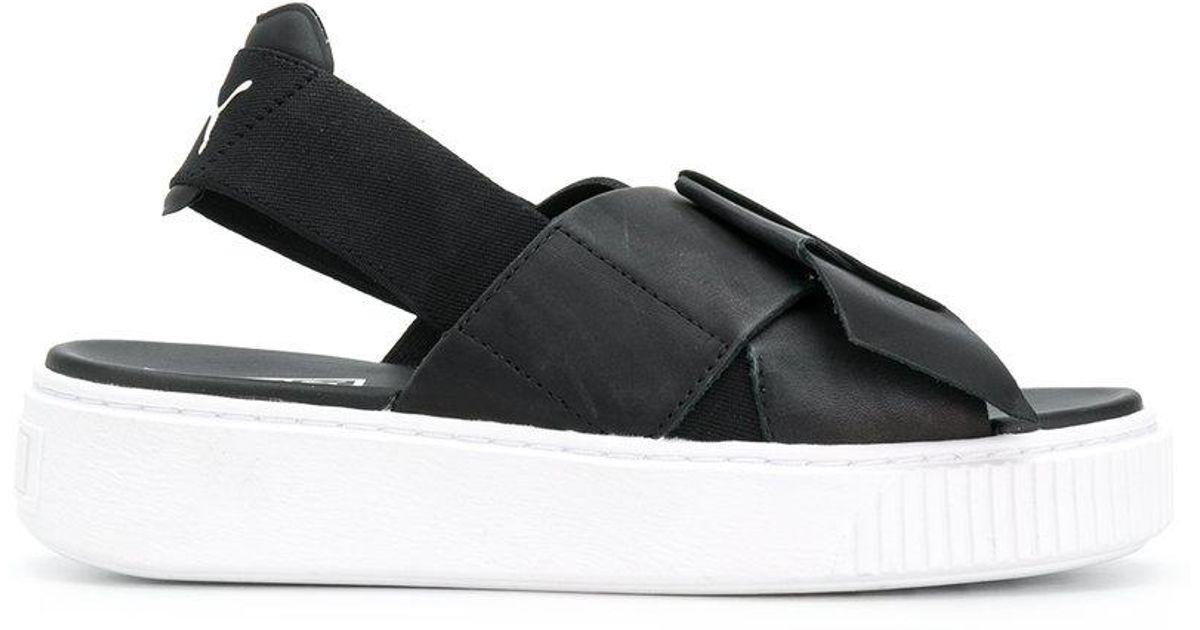 Puma Platform sandals pUnZy7Gfr
