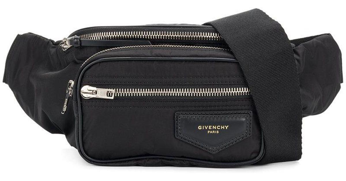 Givenchy Belt Bag in Black for Men - Lyst