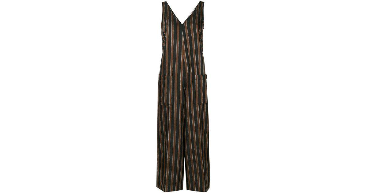 f922c365921 golden-goose-deluxe-brand-Black-Paisley-Pattern-Striped-Jumpsuit.jpeg