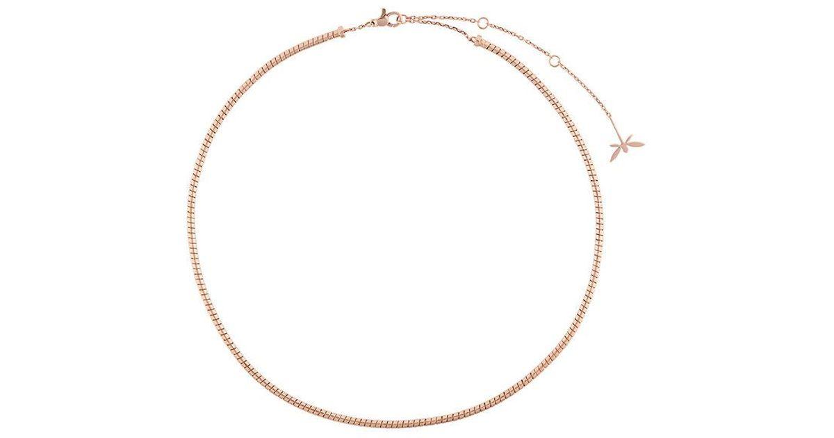 Anapsara dragnofly necklace - Metallic xmPAJrK