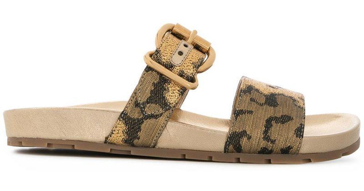 prada leopard sandals, OFF 71%,Buy!