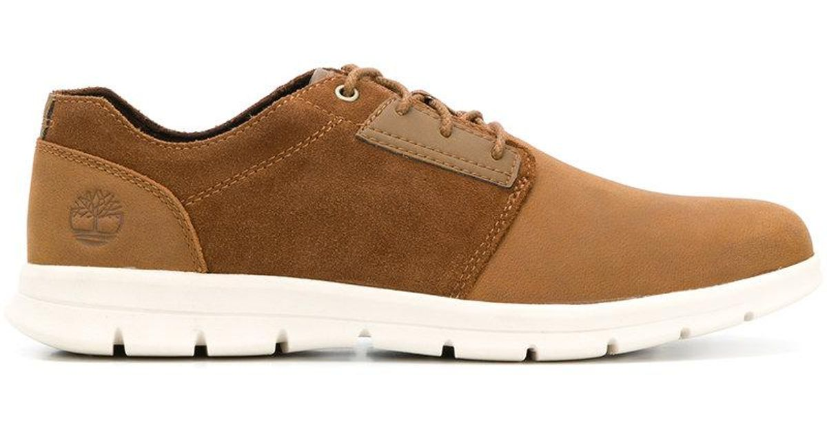 409c9e4ed0 Lyst - Timberland Lace-up Sneakers in Brown for Men