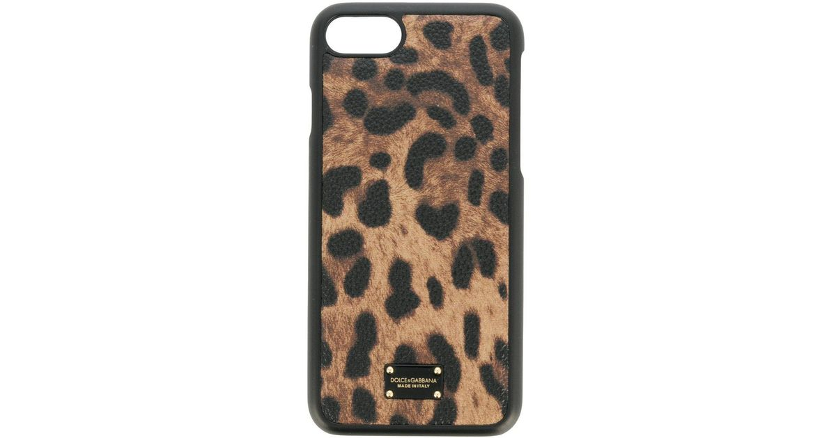 iphone 7 leopard print case