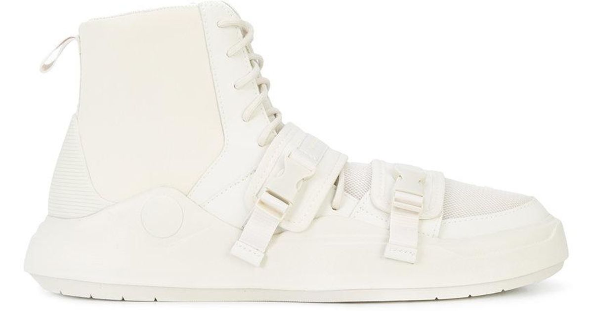 PUMA Natural Abyss Han Hi top Sneakers