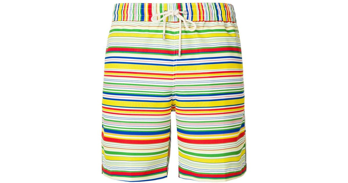 Discount Codes Really Cheap Free Shipping Limited Edition stripe print swimming shorts - Multicolour Loewe Purchase Your Favorite GVW0Y