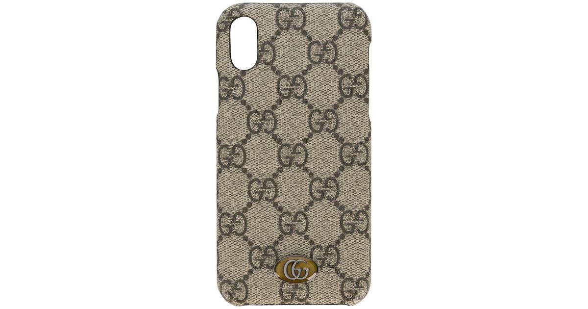 on sale faf79 120e0 Gucci Multicolor Ophidia Iphone X Case