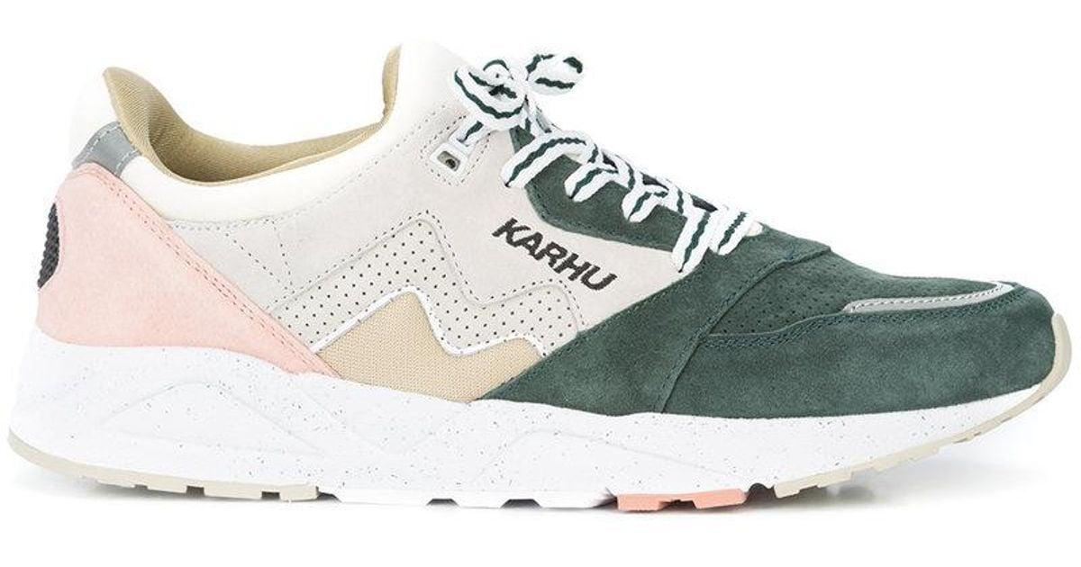 Karhu Leather Aria Sneakers - Lyst
