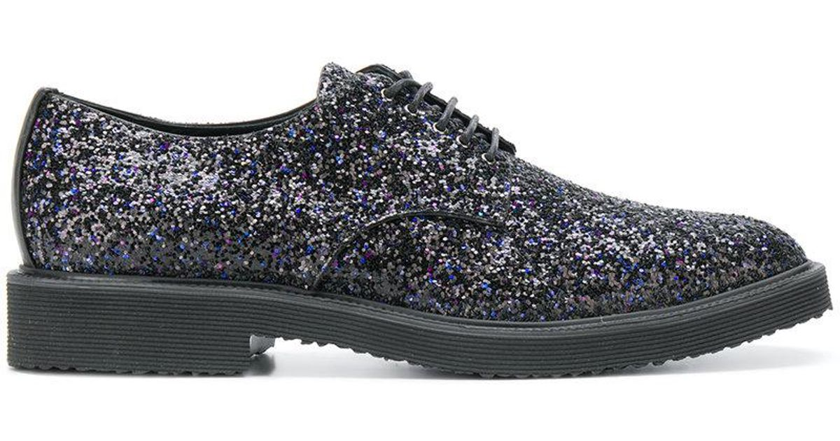 Tyson glitter shoes - Black Giuseppe Zanotti View Cheap Price Discount Supply Cheap Cheap Online Ebay For Sale qAHFb