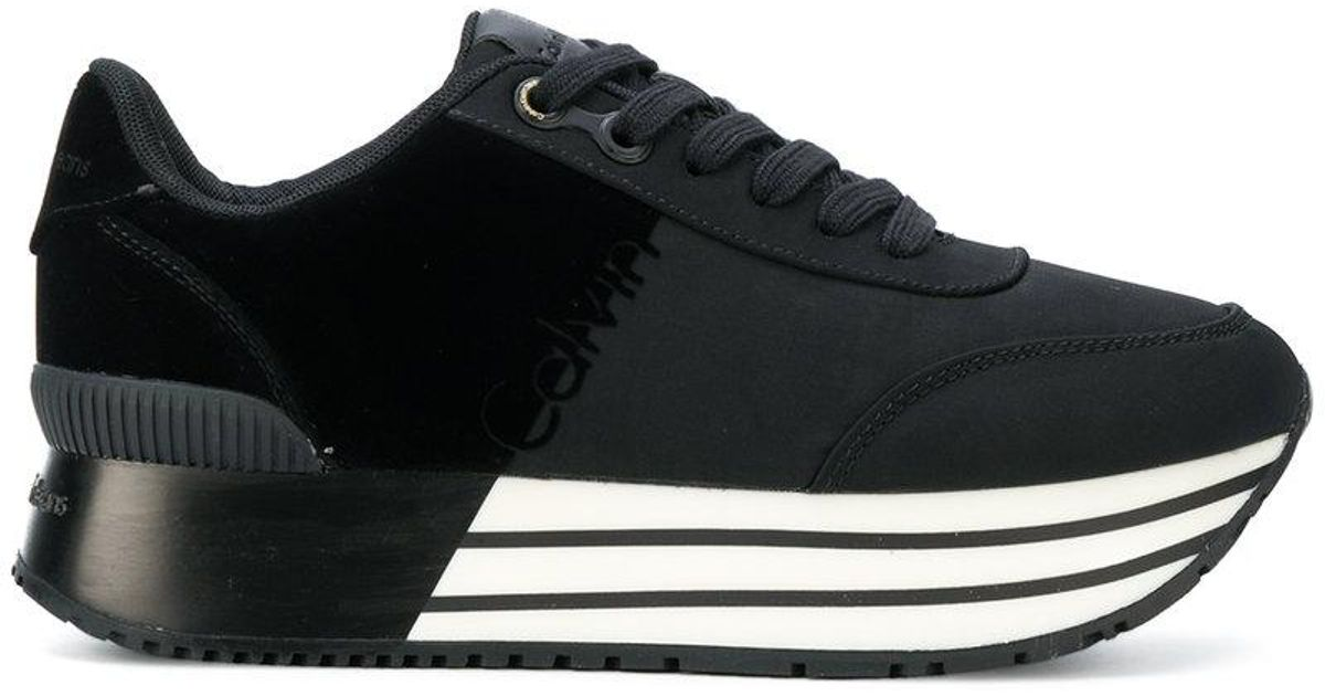 Discount Clearance Store Calvin Klein Flatform sole sneakers Cheap Low Price Fee Shipping Cheap Wholesale Price YFaZl1f