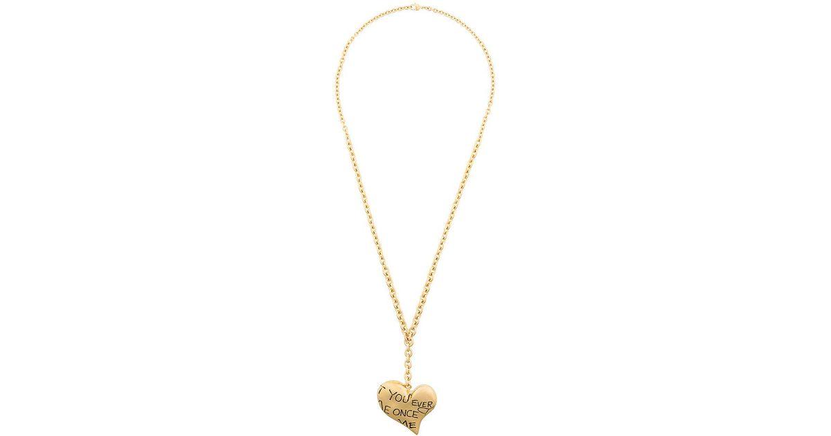 Orbit crystal pendant necklace - Metallic Vivienne Westwood fzsRg