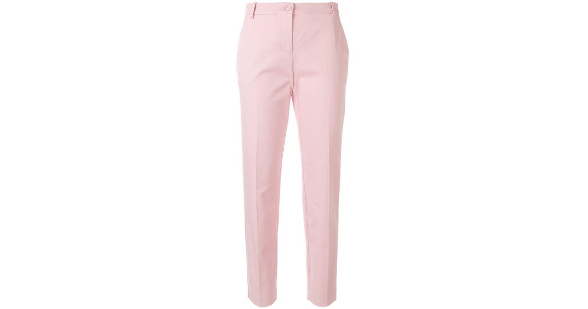 Amazing Price Cheap Online Get Pinko cropped trousers Wholesale Price Sale Online VbfFC8aa9