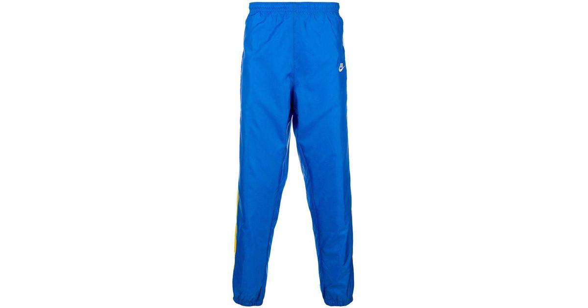 azul para hombre color Nike Pantalones de chándal en Windrunner xrCdBeo